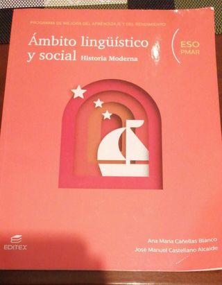 Libro de Historia Moderna ESO EDITORIAL EDITEX