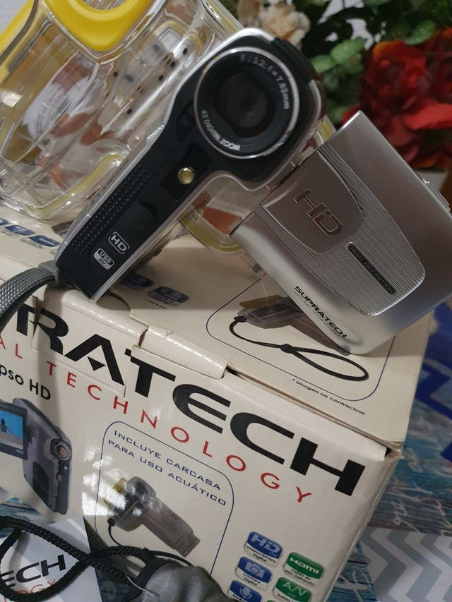 cámara y video