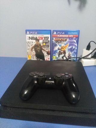 PS4 SLIM DE 1TB