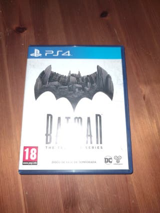 BATMAN The telltale series para PS4