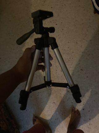 Trípode de cámara
