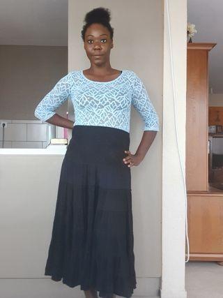 long jupe
