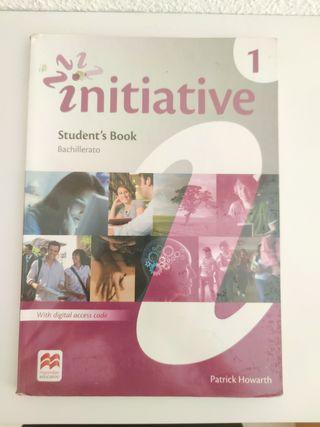 libro 1 bachillerato inglés initiative