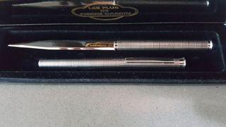 Bolígrafo + abrecartas vintage Pierre Cardin.