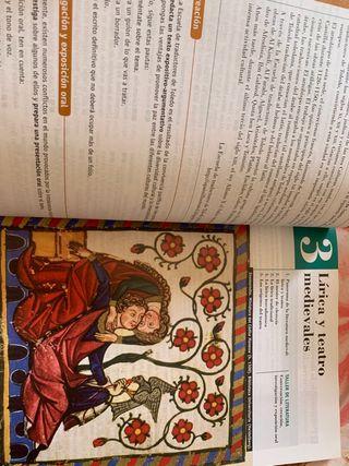Libro de lengua y literatura 1bachiller