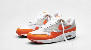 40 Air Max 1 Anniversary Magma Orange