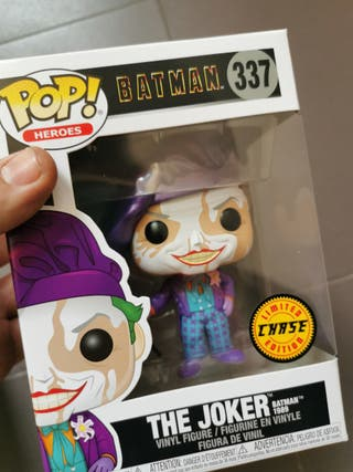 Funko Pop Joker 1986 Chase