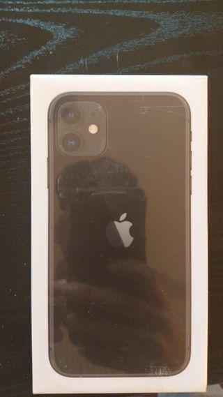 iphone 11 64 gb negro precintado