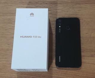 huawei p20 lite 32gb negro sin caja