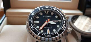 Reloj Automático Citizen 8200