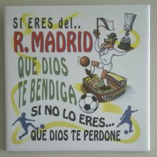 Azulejo del Real Madrid