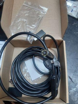 Cámara endoscopio para Movil con led integrado