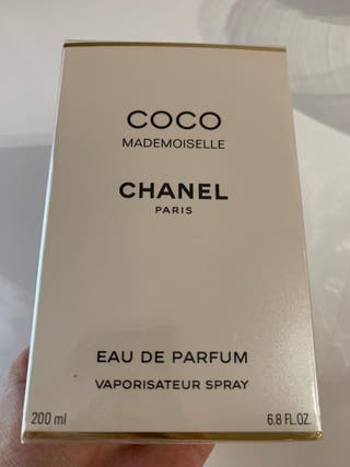 Chanel coco mademoiselle 200 ml