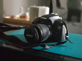 camara de fotos canon eos 1100D