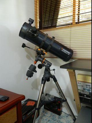Telescopio Celestron EQ130