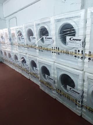 lavadora candy nuevas stock