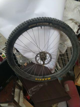 rueda 27,5x2, 40