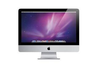 iMac con programas Adobe