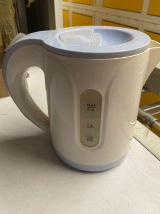 Calentador de agua eléctrico, tetera