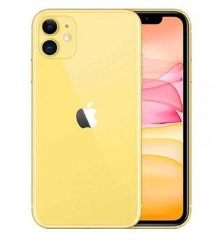 iPhone 11 amarillo 64gb