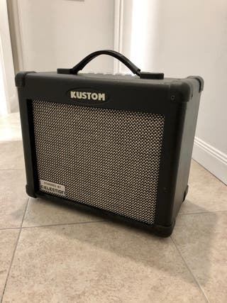 Amplificador KUSTOM SOLO 16R 1X8 COMBO AMP