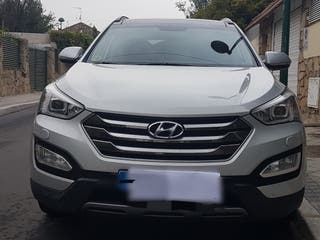 Hyundai Santa Fe 4x4 2.2 Diesel Automático