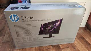 Monitor HP 27 MX 144hz