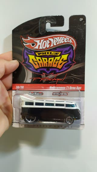 Hot wheels larry's garage Volkswagen T1 drag bus