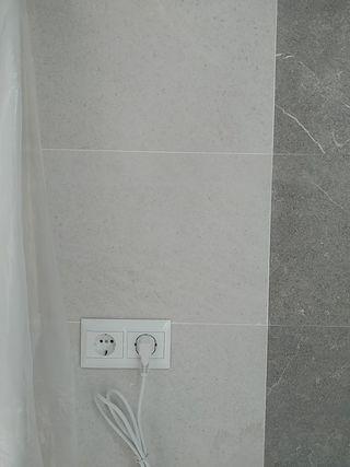 Azulejo blanco Azteca