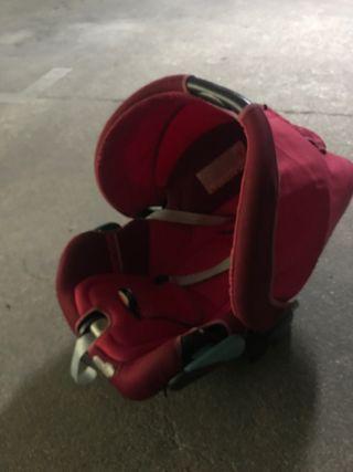 Sillín de coche para bebé