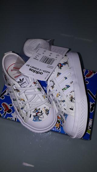Adidas superstar Disney