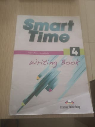 Smart time Writing Book ISBN 9781471535635