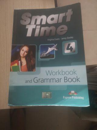 smart time workbook 4°ESO ISBN 9781471535611