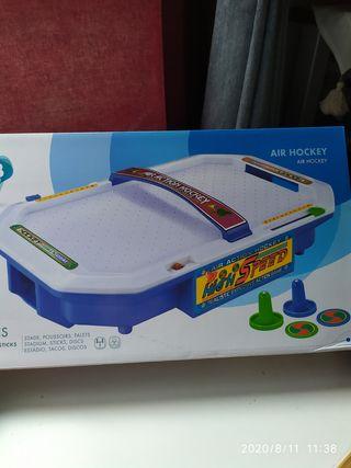 """Juego de mesa """" Air Hockey"""""""