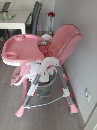 trona rosa