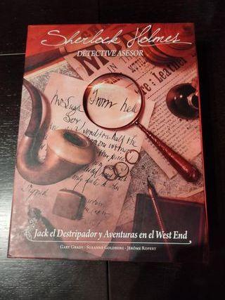 Juego de mesa Sherlock Holmes Detective Asesor