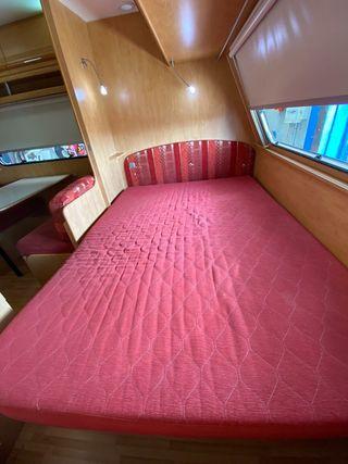 Caravana sterckeman 490 2008 mover placa solar