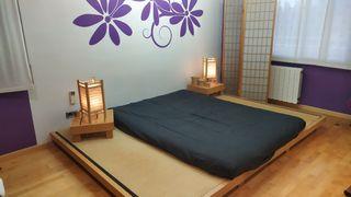Habitación matrimonio, tatami japonés