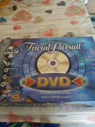 juego mesa Trivial pursuit a partir 15 años