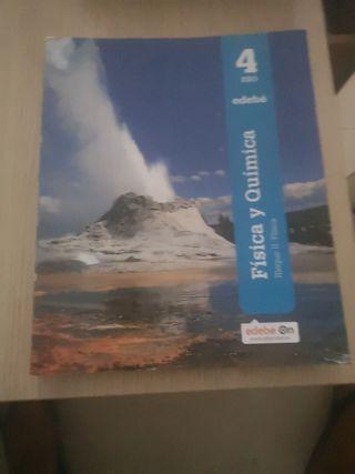 Física y Química 4° ESO, ISBN 9788468317205
