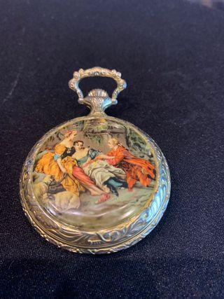 Reloj de bolsillo de cuerda Leman