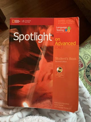 Spotlight on Advanced. Students book