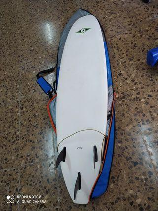 Tabla de surf Bic Mini-Malibu 7'3''