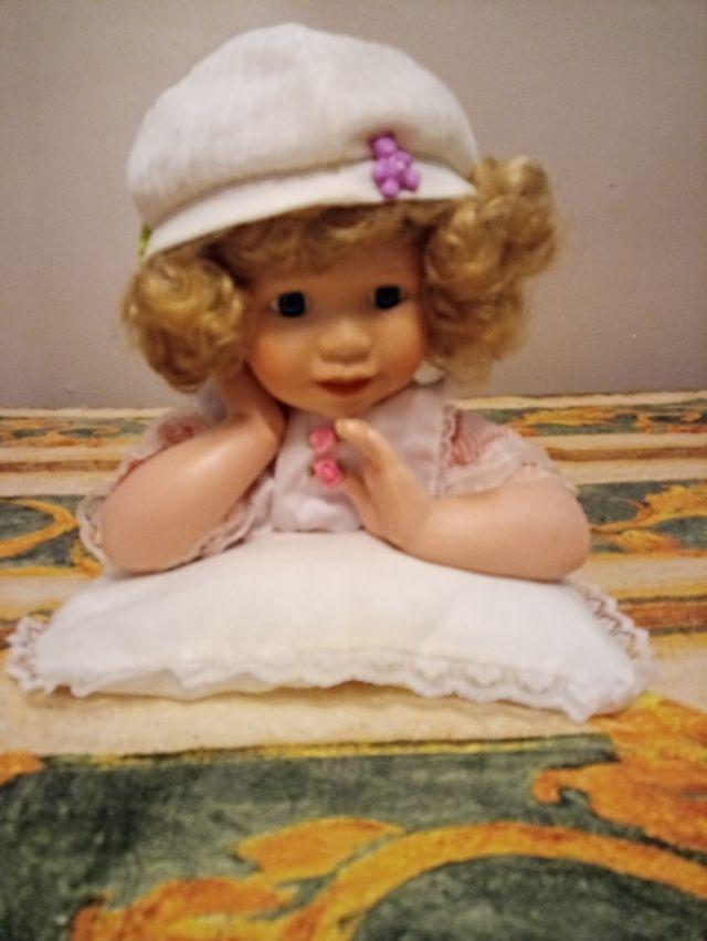 muñeca de poncelana