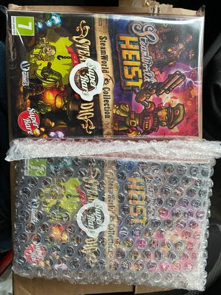 SteamWorld Collection Dig 1,2 and Heist