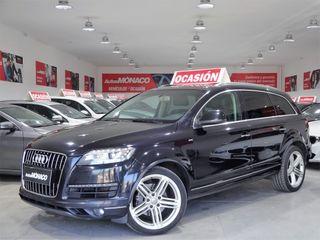 Audi Q7 2010 7 PLAZAS