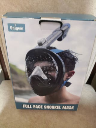 Máscara Gafas de buceo