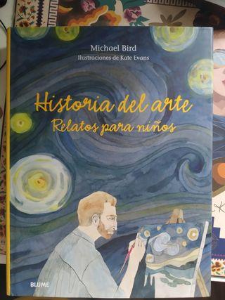 Historia del arte, relatos para niños