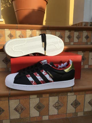 Adidas Superstar Lunar New Year