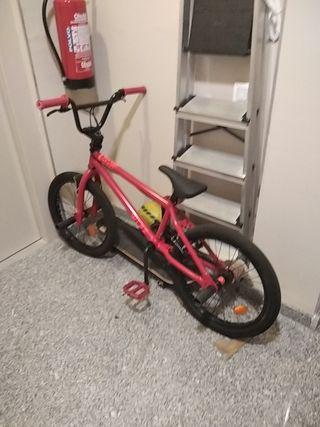 Bicicleta bmx BTWIN WIPE 320
